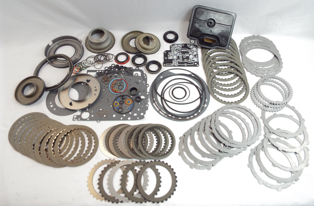 62TE Transmission Master Rebuild Kit