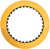 4T65E Input Clutch Friction Plate (.064/1.63-Tan) Raybestos