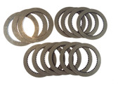 Turbo 400 Performance Alto Clutch Friction Plates - In Stock - Fast Shipping from Global Transmission Parts