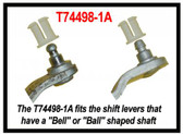 4L60E 4L65E 4L70E CD4E SHIFT CABLE REPAIR CLIP - Ball/Bell