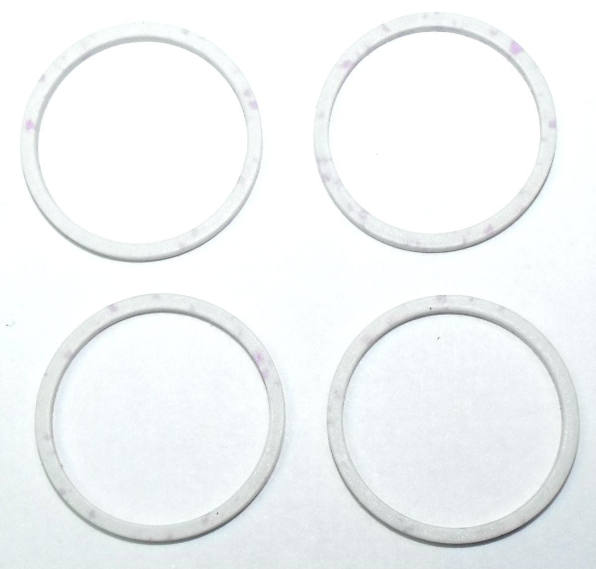 700R4|4L60E Input Shaft Teflon Sealing Ring Kit (1982-UP) 4-Rings