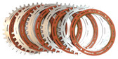 1000|2000|2400 Superpak C3 Clutch Kit by Raybestos (1999-UP)