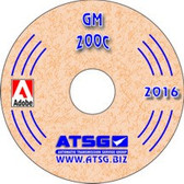 TH200C ATSG Tech Service Rebuild Manual