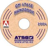 4T65E ATSG Tech Service Handbook - CD