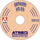 VT-25 ATSG Tech Service Rebuild Manual - CD