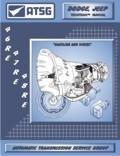 A518 A618 46/46RE 48RE ATSG Tech Service Rebuild Manual