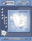 A604 41TE ATSG Tech Service Rebuild Manual