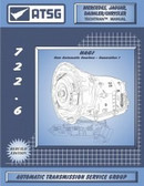 722.6 NAG-1 ATSG Tech Service Rebuild Manual