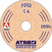 C6 ATSG Tech Service Rebuild Manual - CD