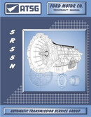 5R55N ATSG Tech Service Rebuild Manual