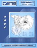 AODE 4R70W ATSG Tech Service Rebuild Manual