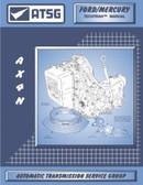 AX4N ATSG Tech Service Rebuild Manual