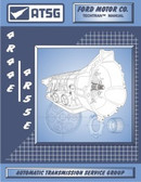 4R44E 4R55E ATSG Tech Service Rebuild Manual