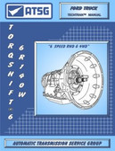 6R140 ATSG Tech Service Rebuild Manual