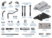 4L80E Overrun Clutch Valve Kit (1997-UP) Sonnax Smart-Tech®