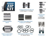 6R60 6R75 6R80 ZF6HP19 ZF6HP26 ZF6HP32 Sonnax Performance Zip Kit