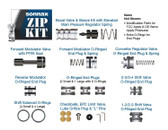 4R44E 4R55E 5R44E 5R55E Sonnax Performance Zip Kit