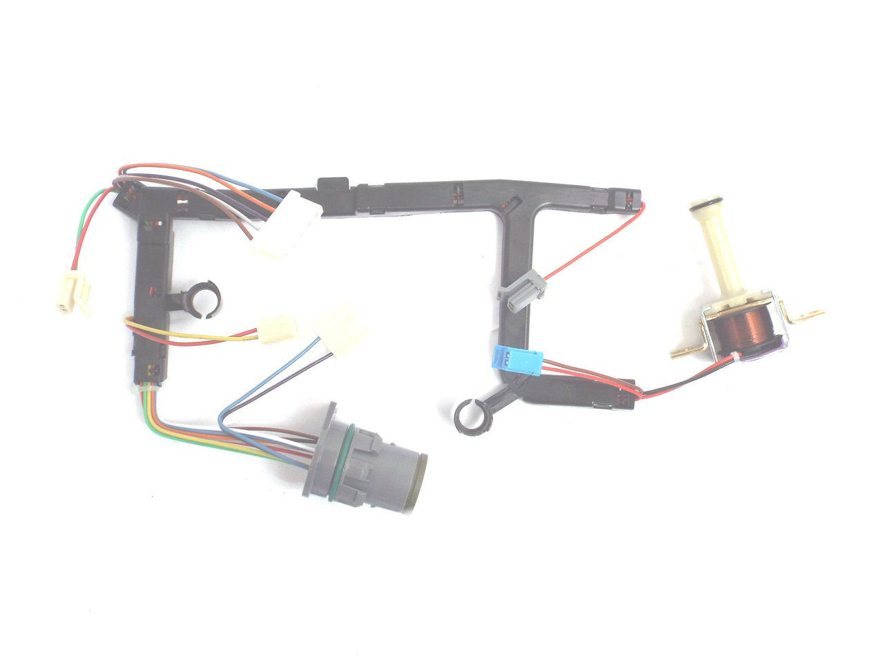 gm 4l60e transmission wiring harness from global transmission parts  1997-2003