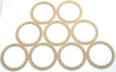 TH350 Direct Clutch Friction Pack [Set of 9] (1969-1986)