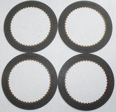 4L80E Intermediate Clutch Friction Pack [Set of 4] (1993-UP) 24202966