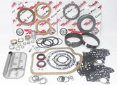 TH400 Master Transmission Rebuild Kit w/ Raybestos Clutches (1965-1987)