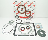 Powerglide Banner Rebuild Kit: Overhaul w/ Teflon Rings & Raybestos Stage-1 Performance Friction Module (1962-1973)