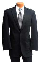 "Black ""Estate"" Suit by Lord West"