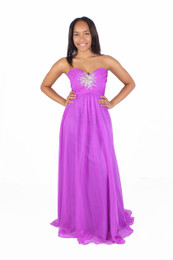 Alyce Paris #35591 in Purple