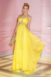 Alyce Paris 6249 Lemon Yellow
