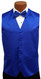 Royal Blue Fullback Vest