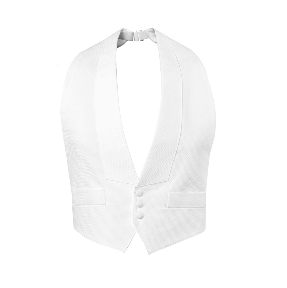 be906d9829a9 New White Pique Bow Tie. See 1 more picture