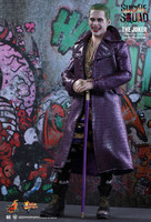 MMS382 Joker Purple Coat 1