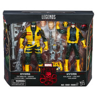 Marvel Legends Series Hydra Enforcer & Soldier 2 Pack