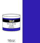 383119, Handy Art Heavy Body Acrylic, Ultramarine Blue, 16oz.