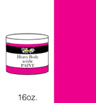 383131, Handy Art Heavy Body Acrylic, Primary Magenta, 16oz.