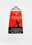 373504, Grumbacher Academy Acrylics, Cadmium Red Light, 90ml.
