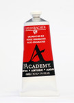 373512, Grumbacher Academy Acrylics, Grumbacher Red, 90ml.