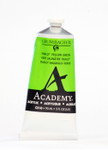 373519, Grumbacher Academy Acrylics, Thalo Yellow Green, 90ml.