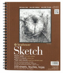 "341675, Strathmore Sketch 400 Series, 9""x12"""