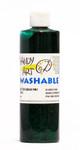 376117, Handy Art Washable Glitter Paint, Green, 16oz.