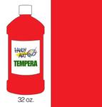 381020, Handy Art Tempera, Red, 32oz.