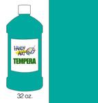 381023, Handy Art Tempera, Turquoise, 32oz.