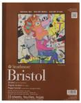 "341712, Strathmore Bristol Vellum Pad 400 srs, 11""x14"""