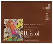 "341713, Strathmore Bristol Vellum Pad 400 srs, 14""x17"""