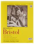 "341701, Strathmore Bristol Vellum Pad 300 Series, 11""x14"""