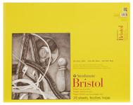"341703, Strathmore Bristol Vellum Pad 300 Series, 19""x24"", 20 sheets"