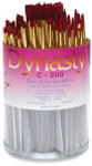 406922, Dynasty C-200 Ruby Watercolor Brushes, Rounds, 72/ct.