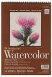 "341640, Strathmore Watercolor Pad 400 Series, 9""x12"""