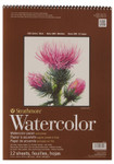 "341642, Strathmore Watercolor Pad 400 Series, 11""x15"""