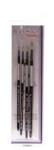 406945, Black Silver BS-SH-1 Watercolor Brush Set